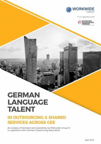 German Speaking Talent Across Central and Eastern Europe, Workwide Group 2019 report